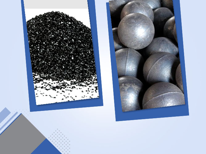 Graphite Products &Steel Grinding Balls